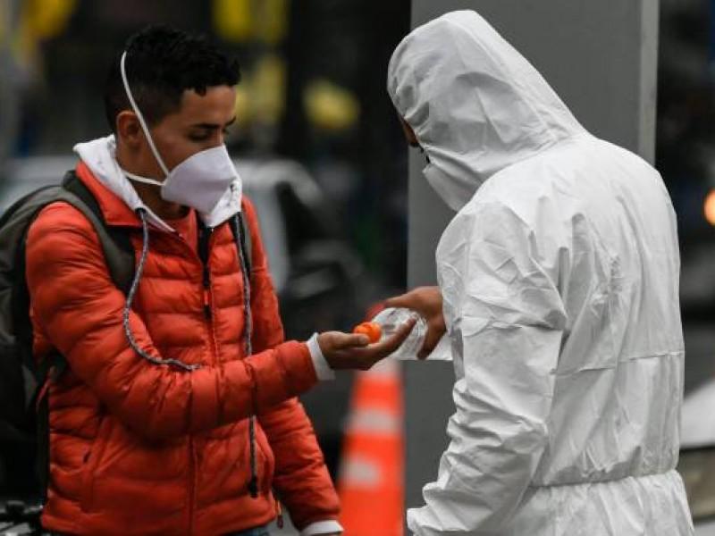 Van 164 infectados por coronavirus y 448 casos sospechosos