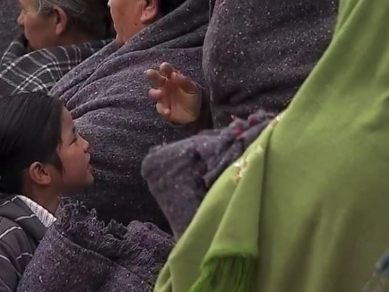 Van 2 mil 300 cobijas recibidas para invierno