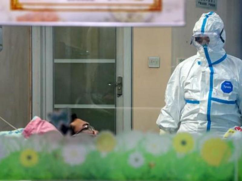 Van 213 muertos por coronavirus en China