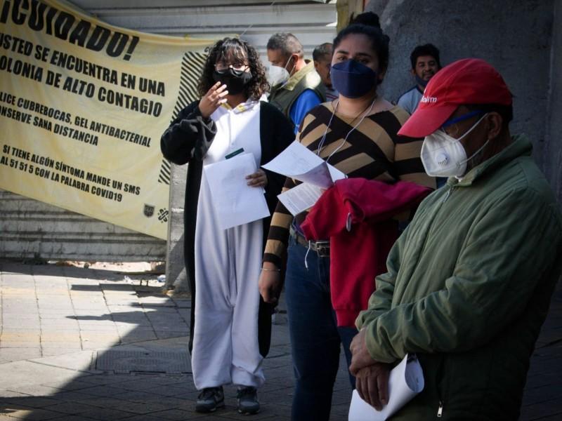 Van 219 mil 323 muertes en México por Covid-19