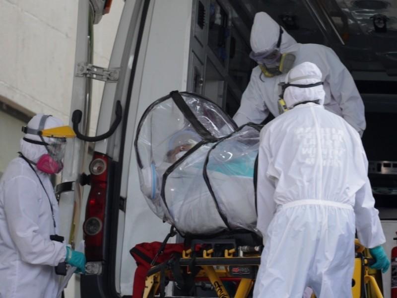 Van 23 muertes más por COVID-19 en Sonora