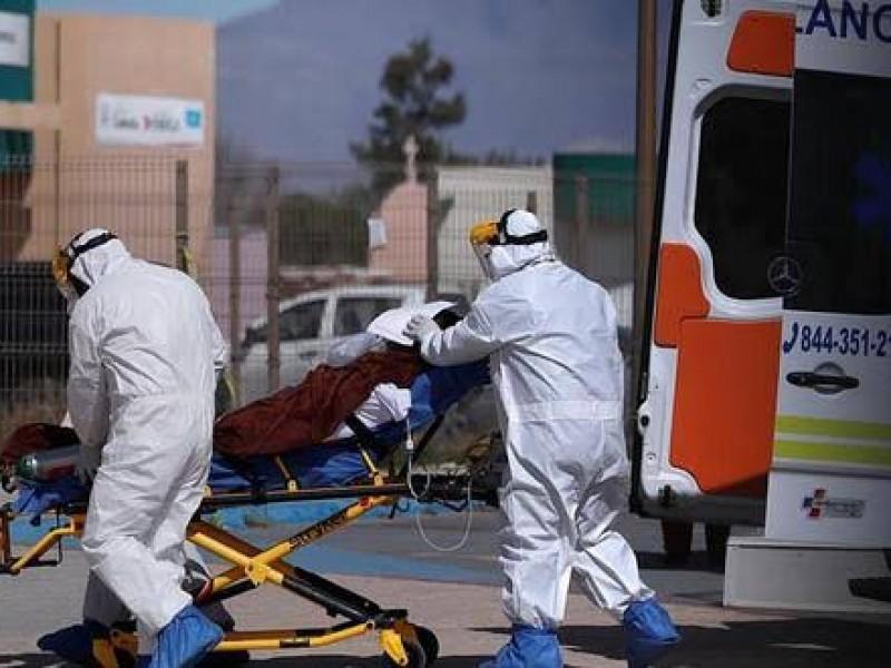 Van 25 decesos más por COVID-19 en Sonora
