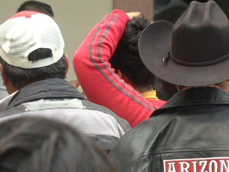 Van 2508 zacatecanos deportados en este 2019