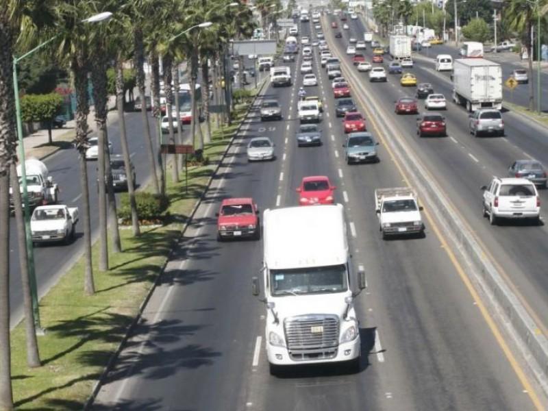 Van 31 amparos contra restricciones de horario para transporte pesado