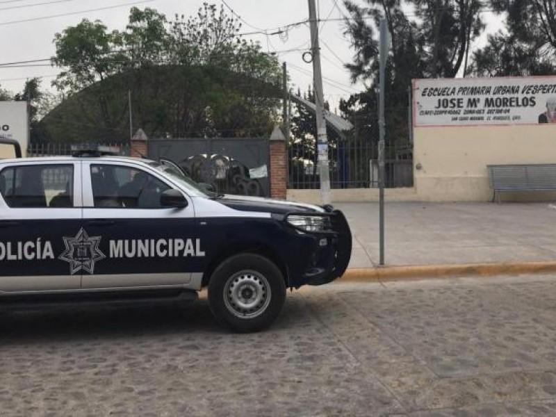 Van 37 robos a escuelas públicas en Querétaro durante pandemia