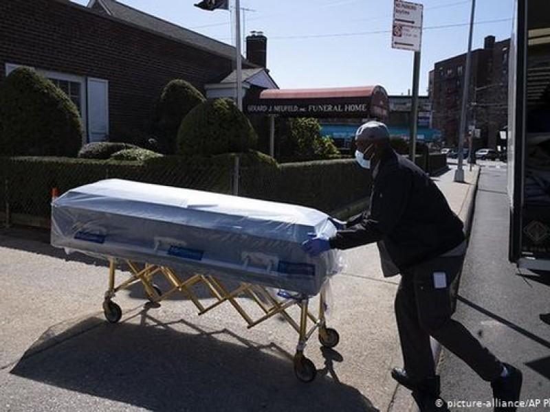 Van 376 migrantes oaxaqueños fallecidos en E.U.A. por Covid-19