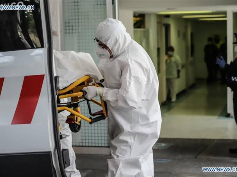 Mueren 40 personas más por Covid en Sonora