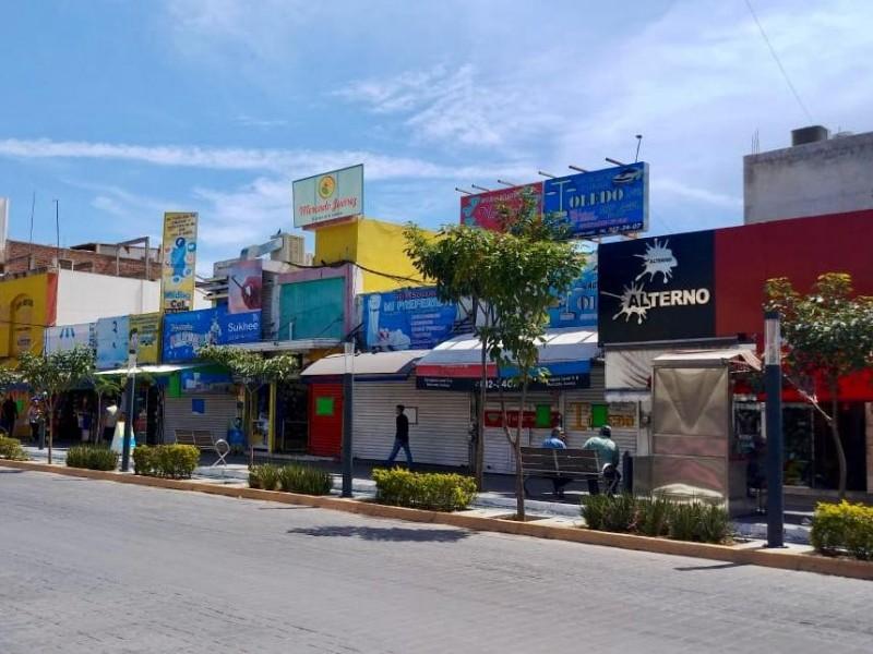 Van 54 comercios cerrados temporalmente por coronavirus:Canaco