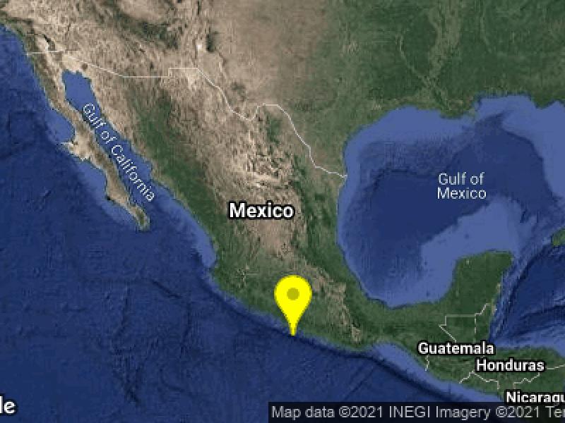Van 772 réplicas del sismo de 7.1 en Acapulco