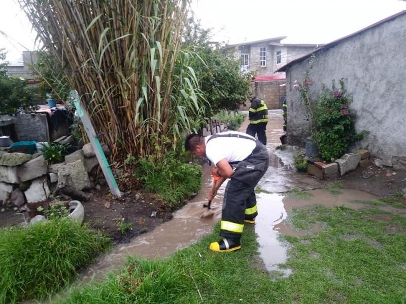 Van a continuar las lluvias en EdoMex