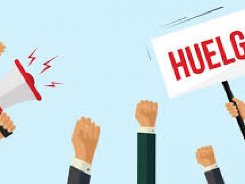 Van a huelga en Cajeme 26 mil trabajadores