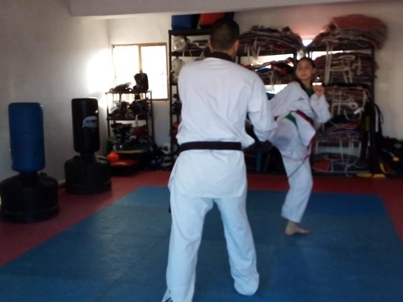 Van guaymenses a nacional de Taekwondo