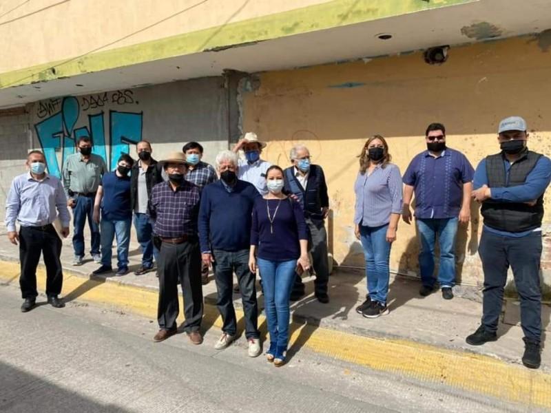 Van por el rescate urbano de la ciudad de LM