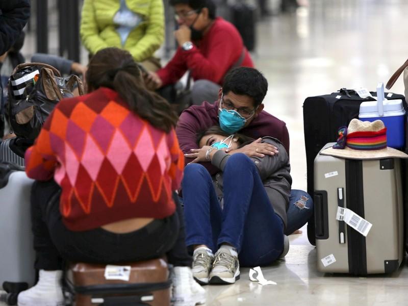 Van por mexicanos varados en Argentina y Perú