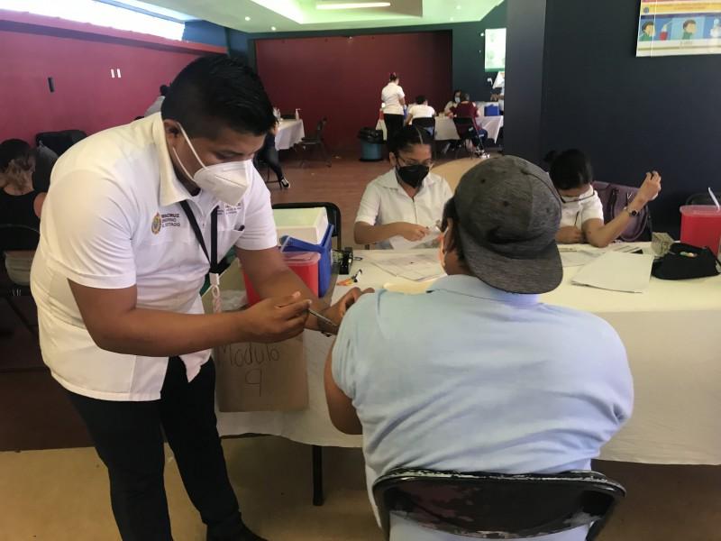 Van vacunados más de 40 mil jóvenes en Veracruz