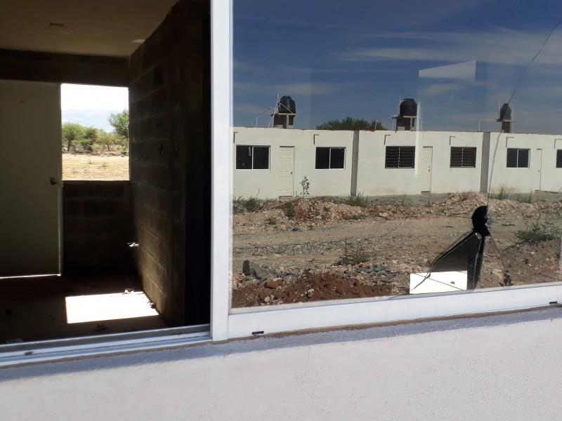 Vandalismo afecta fraccionamiento Octavio Paz en Guadalupe