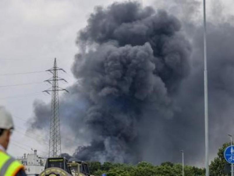 16 heridos por explosión de una planta química en Alemania