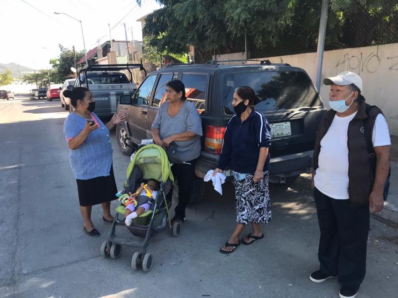 Vecinos colonia Arenal denuncian construcción de crematorio