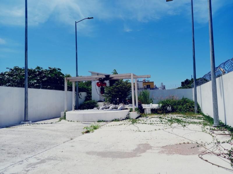 Vecinos de Alto Lucero esperan funcionamiento de drenaje