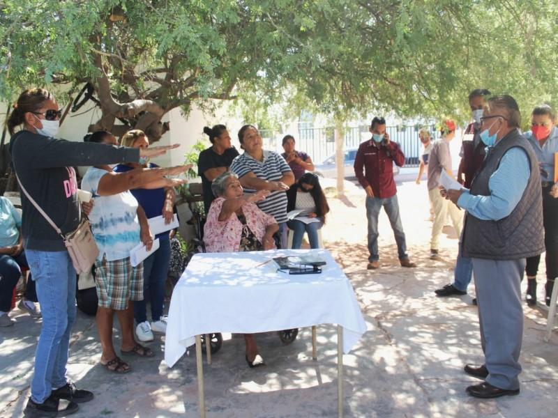 """Vecinos de la """"23 de Marzo"""" supervisarán obra de Plaza Pública"""