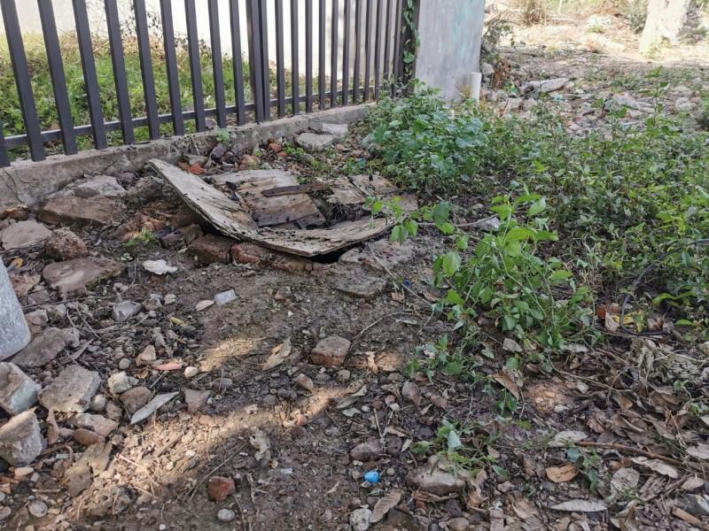 Vecinos de la Ferrusquilla denuncian problemas con aguas negras.