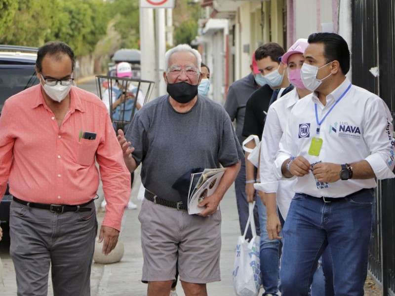 Vecinos de La Joya se sumaron a proyecto de Nava