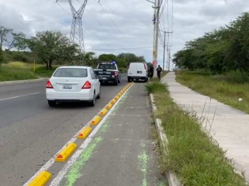 Vecinos de Peñaflor reportan hallazgo de un cadáver en descomposición