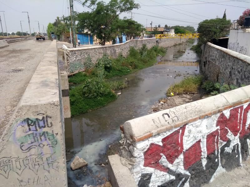 Vecinos de Santa María temen inundaciones