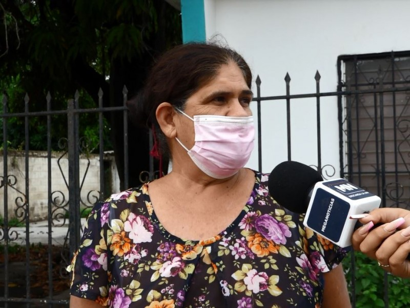 Vecinos del Dorado, sienten temor por el Huracán Pamela