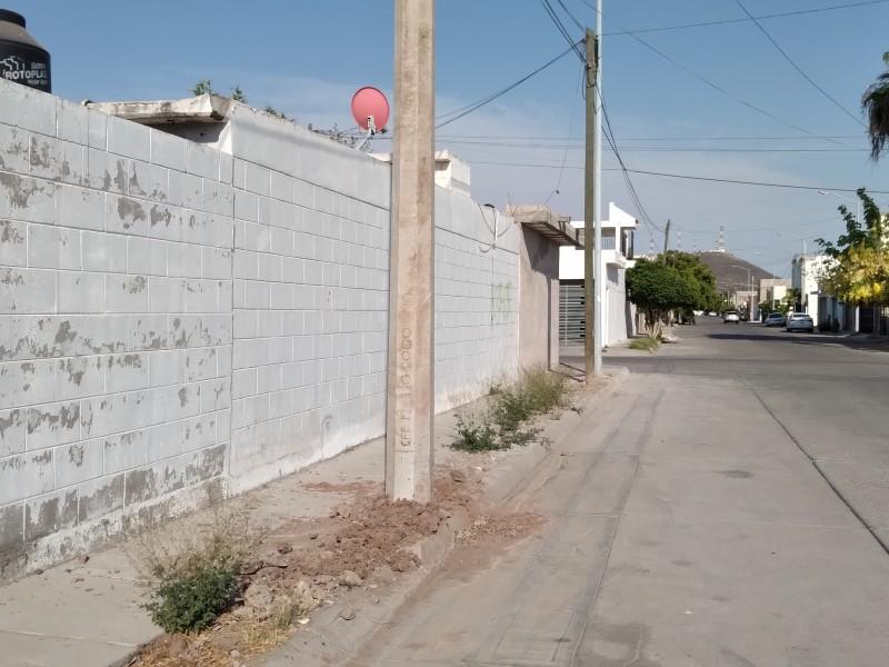 Vecinos rechazan la entrada de