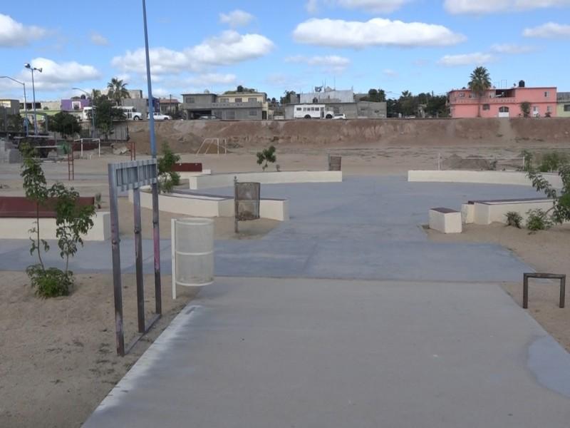 Vecinos se oponen a la construcción de escuela
