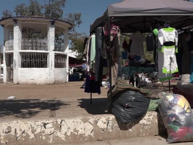 Vendedores ambulantes los más afectados por COVID-19