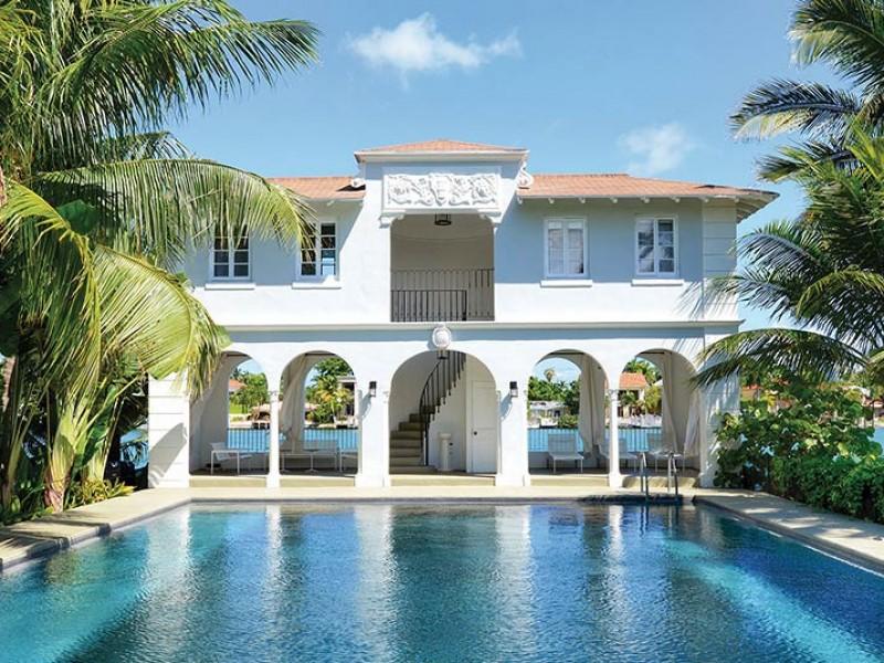 Venden la mansión de Al Capone en Miami Beach