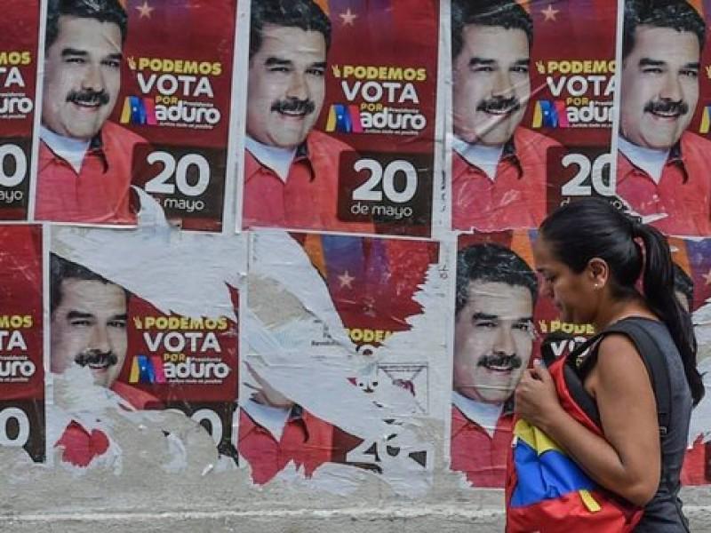 Venezolanos votan en controversial elección presidencial