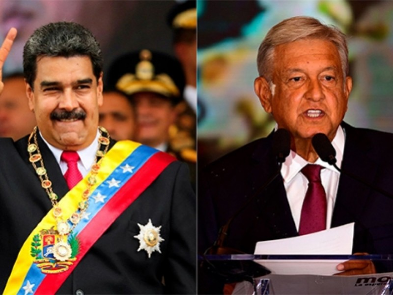 📹Venezuela aumenta presión sobre México