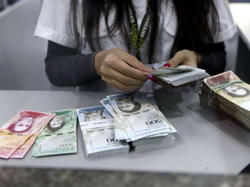 Venezuela prepara reconversión monetaria para el lunes
