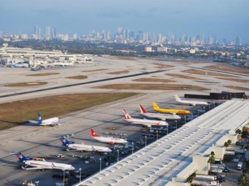 Venezuela reabre rutas aéreas a Panamá y República Dominicana