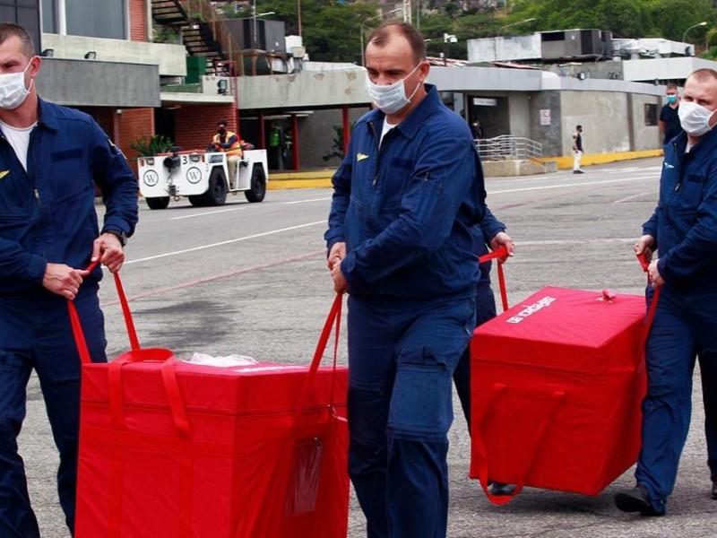 Venezuela recibe lote de Sputnik V para ensayos clínicos