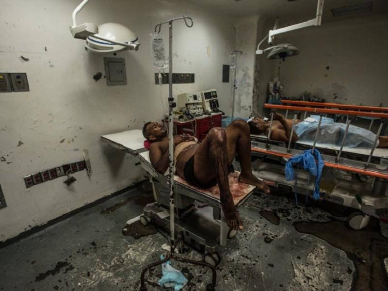 Venezuela sufre una dramática crisis sanitaria