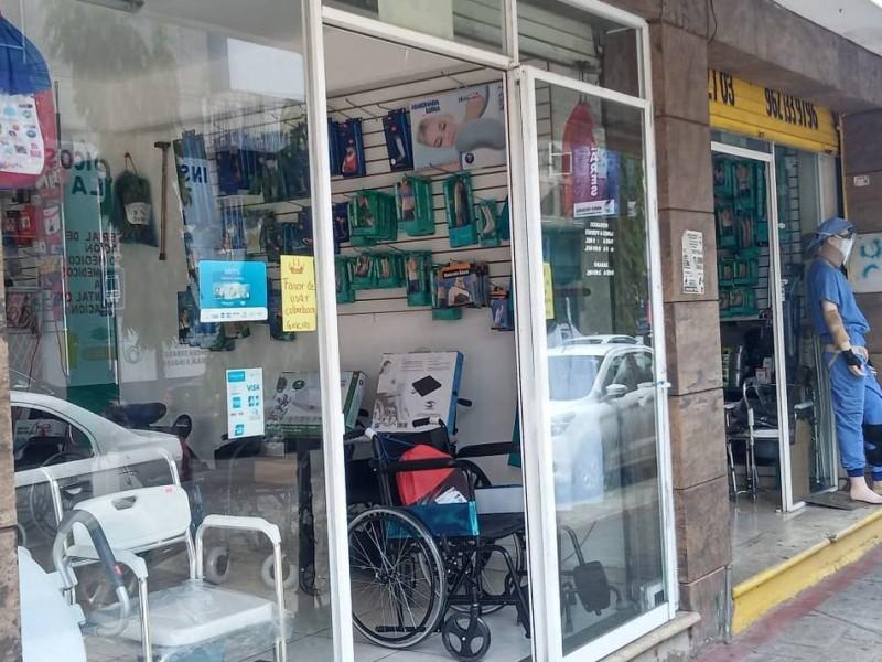 Venta de insumos apócrifos serán sancionadas