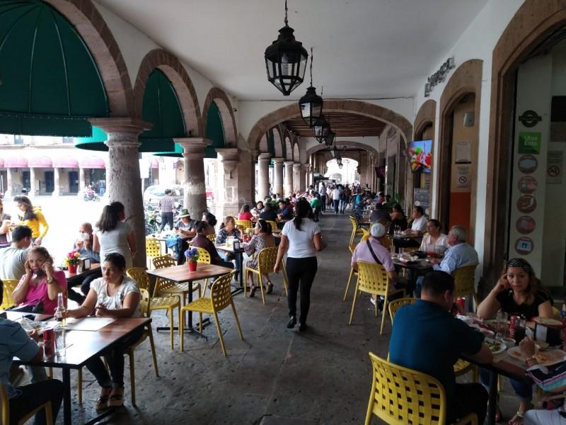 Ventas en restaurantes incrementaron 30% durante días santos: Canirac