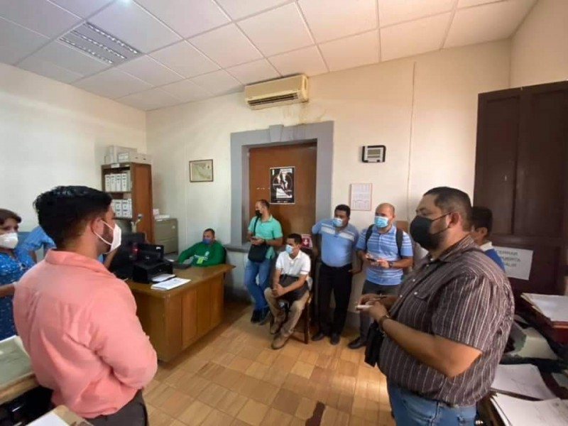 Ventilan problemas de dinero y destitución en ayuntamiento de Ruiz