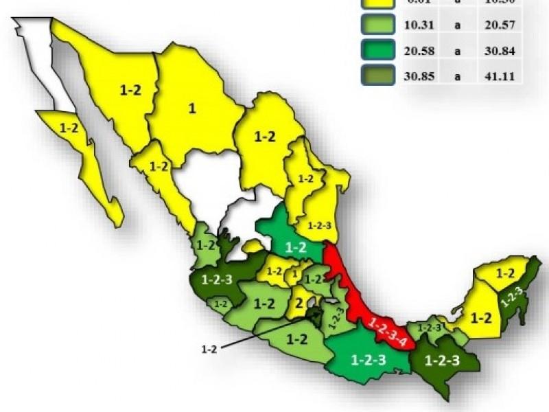 Veracruz duplica casos de dengue de 2018