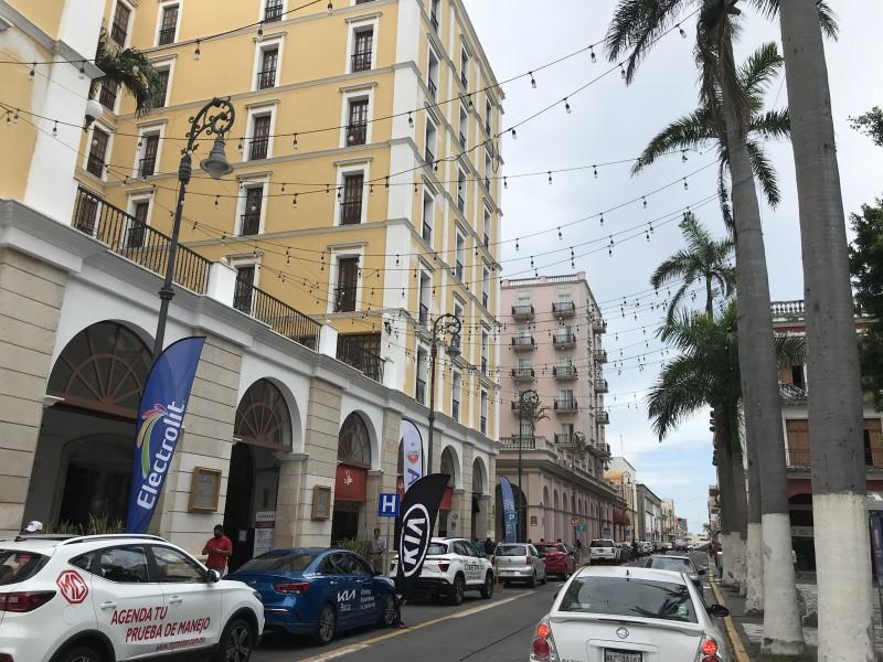 Veracruz en nivel 2 de alerta de viaje de EU