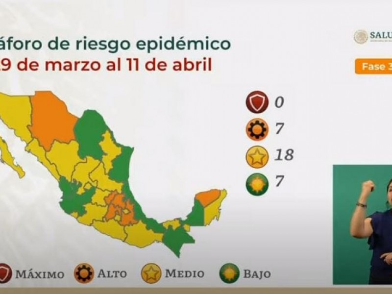 Veracruz en  Verde para Semana Santa