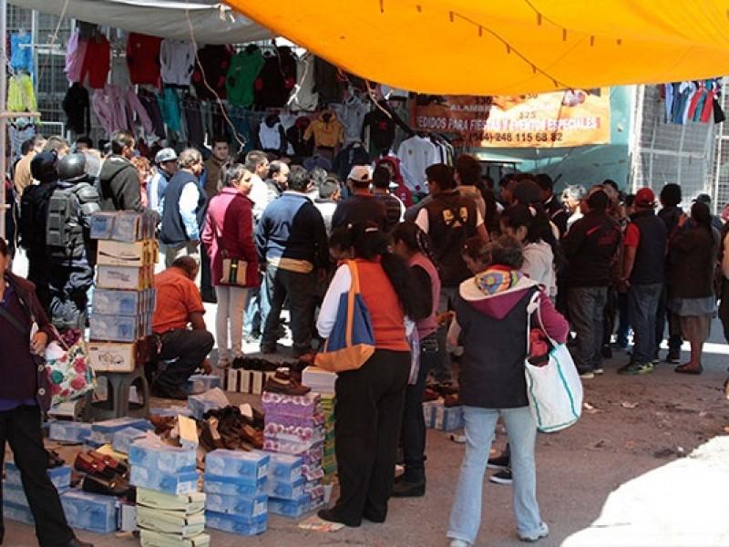 Veracruz entre los principales consumidores del tianguis de San Martín-Texmelucan