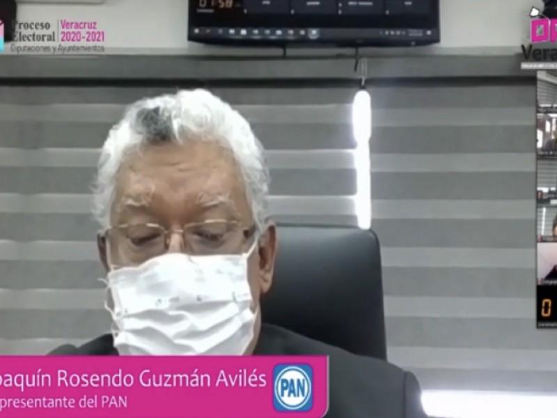 Veracruz exige un proceso electoral responsable y digno: PAN