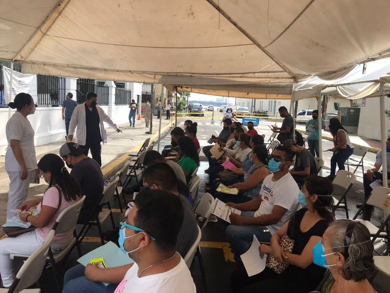 Veracruz iniciará próxima semana segunda dosis para 40 años