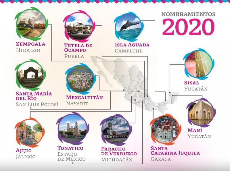 Veracruz no tuvo pueblos mágicos nuevos durante nombramientos del 2020