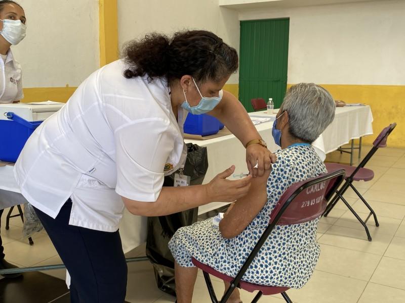 Veracruz se prepara para vacunación en grandes ciudades